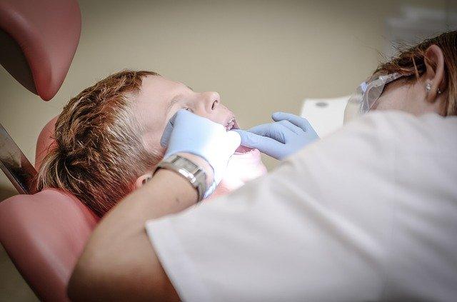 dental checkup and exam